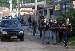 Police raid Rio's western favela