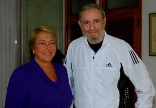 Bachelet Castro