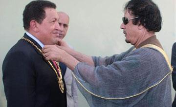 GaddafiHugoMedal