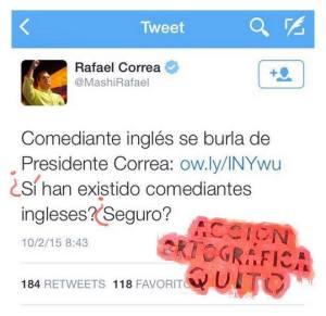 Correa spelling